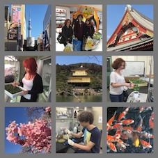 A full year in Japan for 3 M2 students
